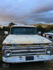 Classic 1966 Chevy Carryall Panel Truck