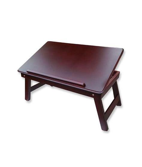 best buy laptop table ecd foldable laptop table brown buy ecd foldable laptop