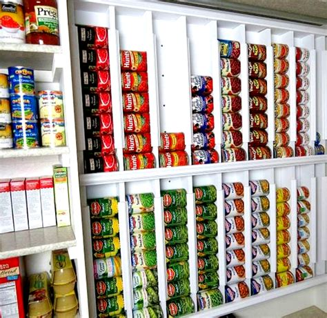 Cute Kitchen Decorating Ideas - 16 pantry organization ideas that your kitchen will love
