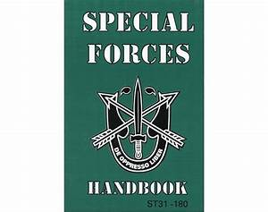 Special Forces Handbook Field Manual Instruction Guide