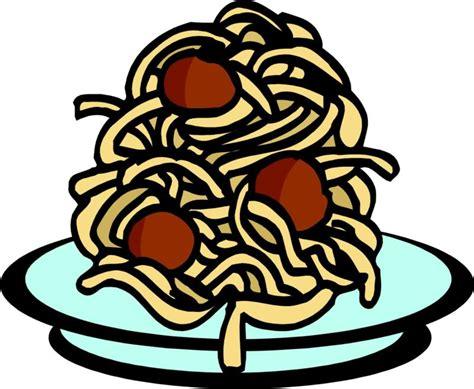 Spaghetti Dinner Clip Meatball Clipart Spaghetti Dinner Fundraiser Pencil And