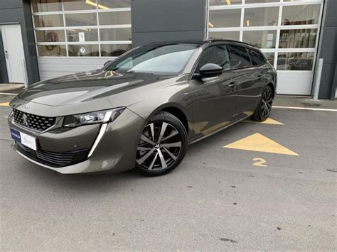 If you're looking for a new peugeot 508 gt line in the north east, talk to simon bailes today. Peugeot 508 SW HYBRID GT-Line 225pk Hybride de 2020 sur ...