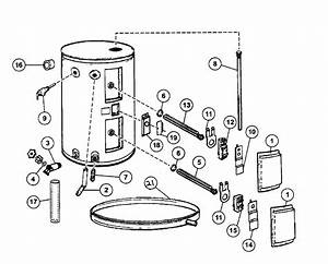 Ao Smith Esm30 Electric Water Heater Parts