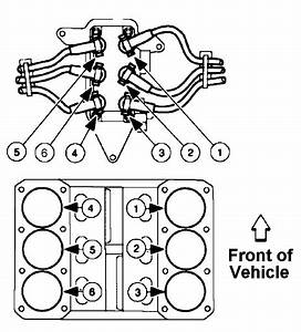 2005 Ford Freestar Coil Wiring