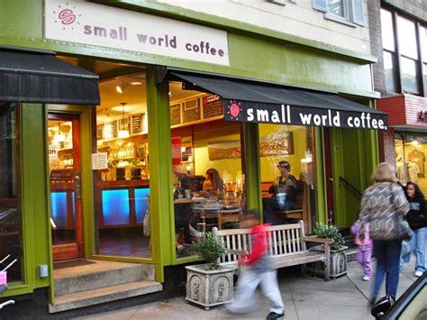 Need a compact coffee maker? Case Study: Small World Coffee, Princeton, NJ | WordPress ...