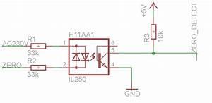 How To Detect Zero Crosing With Arduino Uno