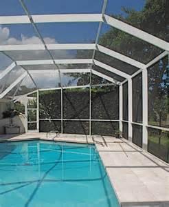 Pool Screen Enclosures Kits