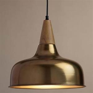 Best ideas about brass pendant light on