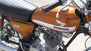 1970 Honda Cb100 Completely Restored