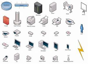 Visio Network Diagrams