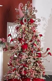 red christmas tree Red Christmas Tree Decorations Ideas - Christmas ...