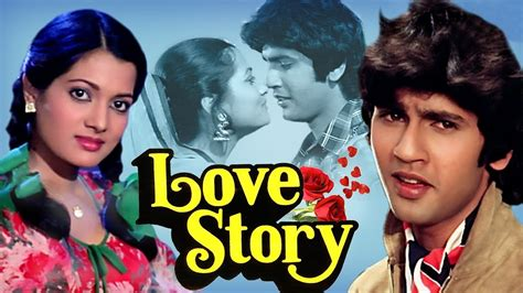 Love Story (1981) Full Hindi Movie  Kumar Gaurav, Vijayta