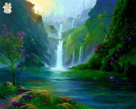 Animated Waterfall Wallpaper - animation free hd wallpaper animated waterfall wallpapers