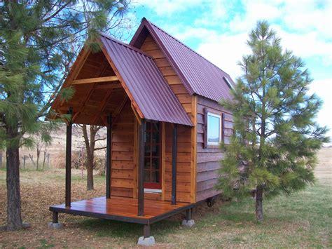 tall tiny house   porch  loft