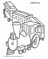 Coloring Train Toy Popular sketch template