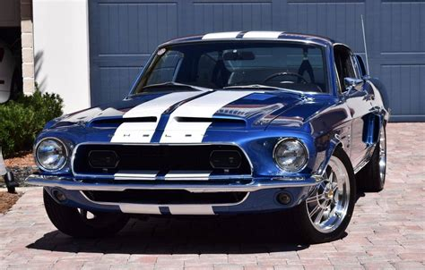 1968 Shelby Gt500 For Sale #2236666