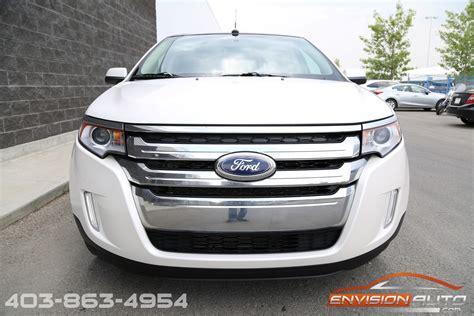 2011 Ford Edge Sel All Wheel Drive