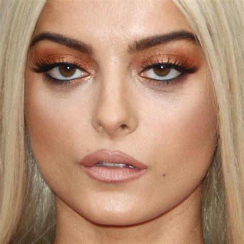 bebe rexha makeup black eyeshadow bronze eyeshadow