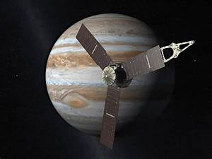 NASA's Juno Space Probe On its Way to Explore Jupiter