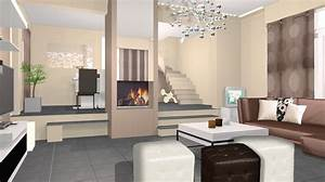stunning decoration salon moderne taupe ideas ridgewayng With decoration salon moderne taupe