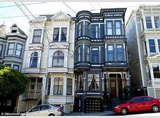 San Francisco's OTHER 'Painted Ladies' Spinechilling