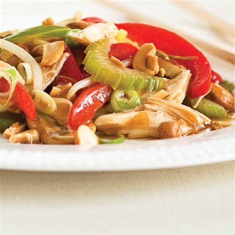 recette de cuisine de saison chop suey au poulet ricardo
