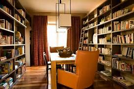 Home Library Design For A More Creative Approach Highly Elegant Home Modern Home Library Design Shelterness Home Library Design Ultra Modern Home Library Design Decoist