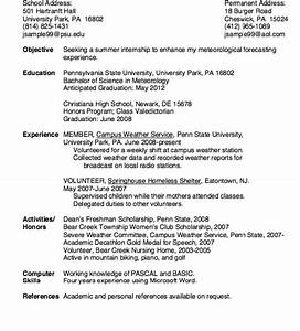 volunteer experience on resume examples