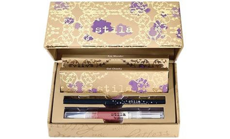 stila holiday  love letter gifts beautygeeks