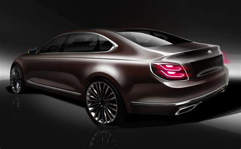 2019 kia redesign 2019 kia k900 luxury flagship redesign to debut at new