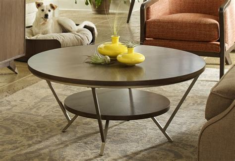 Small round mid century style tray coffee table: 20+ Mid Century Modern Coffee Table Design ideas
