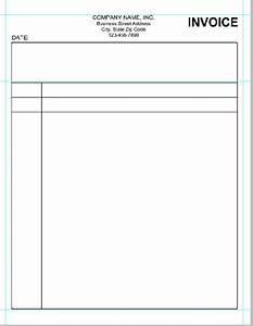 Simple invoice template pdf invoice example for How to print invoice