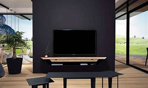Alinea Meuble Tele : lilliac meuble tv baru design ~ Teatrodelosmanantiales.com Idées de Décoration