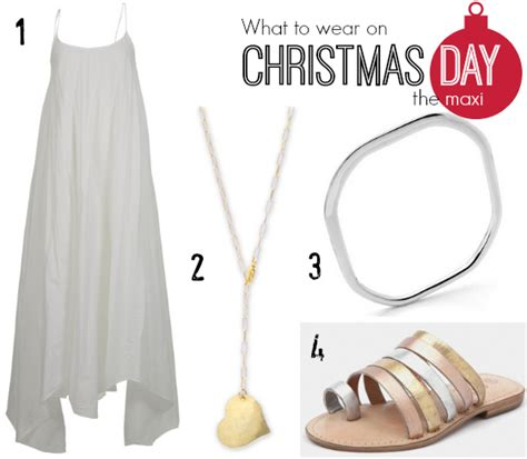 what to wear christmas day