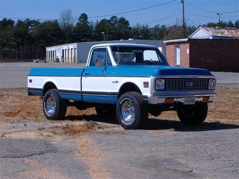 1972 Chevy 34 Ton 4x4 Final