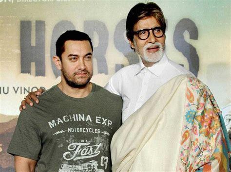 Diwali 2018 Date Set For Amitabh, Aamir Starrer