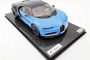 Fiche Technique Bugatti Chiron : 9 530 euros la bugatti chiron l 39 chelle 1 8 l 39 argus ~ Medecine-chirurgie-esthetiques.com Avis de Voitures