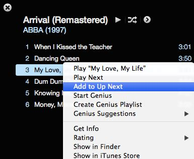 itunes 11 a complete guide to the new up next feature