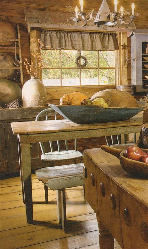 Best Images About Rustic Country Farmhouse Kitchens