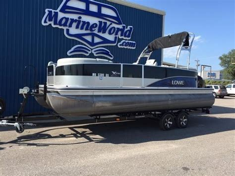 Lowe X Series Pontoon Boats For Sale by 1990 Lowe Boats For Sale In Kansas