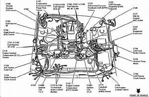 2002 Subaru Outback Exhaust Diagram