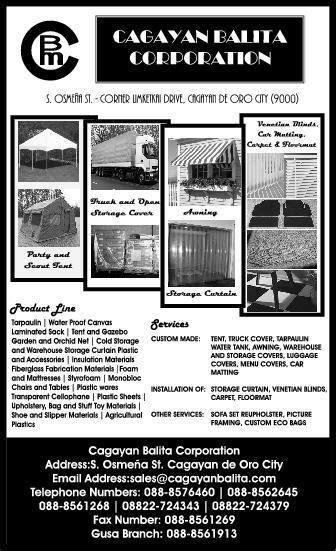 cagayan balita corporation  cagayan de oro city misamis