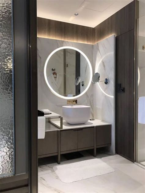 Bathroom Mirrors With Built In Lights by 4 Bathroom Lights Tips And 25 Exles Digsdigs