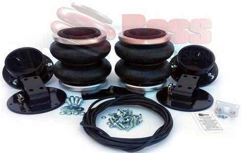airbag deployment 2010 dodge ram 1500 electronic valve timing dodge ram 1500 2009 onwards boss bag air suspension coil load assist kit la70 ebay