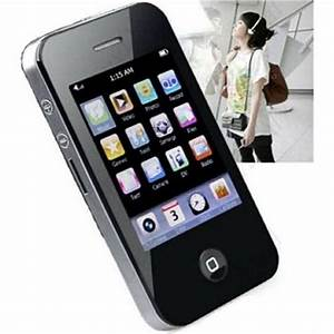 """High Quality 2.8"""" 8GB Touch Screen I9 4G Style Mp3 MP5 ..."""