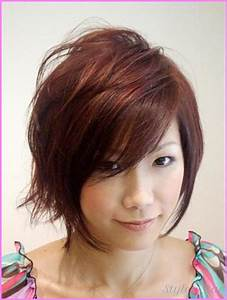 Korean Haircut For Girls With Round Face