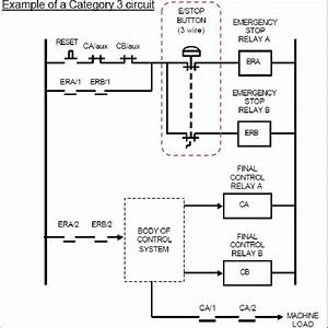 Emergency Stop Button Wiring Diagram