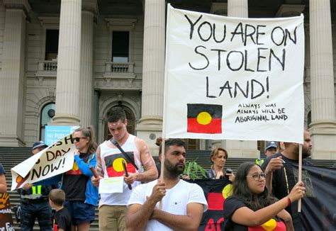 Thousands March Demanding Change to Australia Day, Citing ...