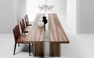 table de salle a manger bois massif table de salle 224 manger en bois massif 29 designs modernes