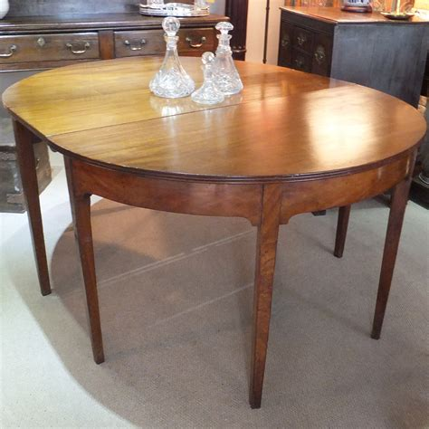 Georgian Mahogany Dining Table  Tables, Cupboards, Dressers